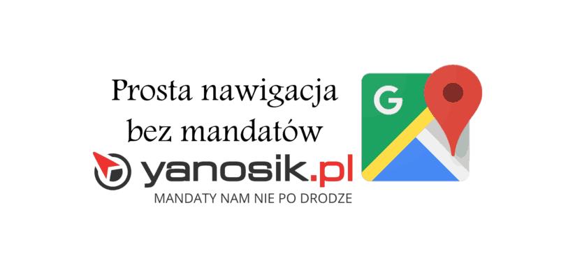 Nawigacja-Yanosik_i_Google_Maps