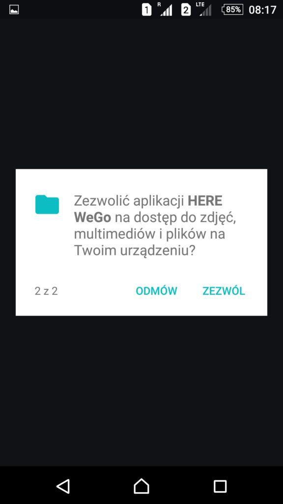 Zezwolenie_na_dane_na_smartfonie_nawigacja_offline