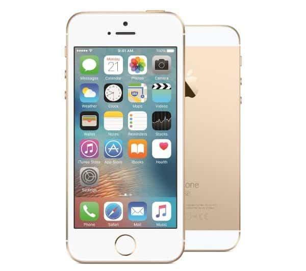 Apple iPhone SE - Niewielki Smartfon - Grudzień 2017 - Sugestowo