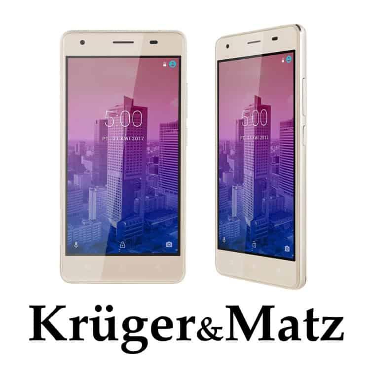 Kruger&Matz_FLOW_5 - Smartfon do 400 zł - Grudzień 2017 - Sugestowo
