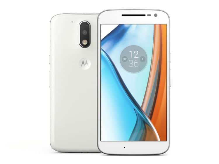 Motorola Moto G4 - Smartfon do ok 500 zł - Grudzień 2017 - Sugestowo
