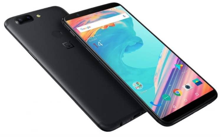 One Plus 5T - Smartfon do ok 2000 zł - Grudzień 2017 - Sugestowo