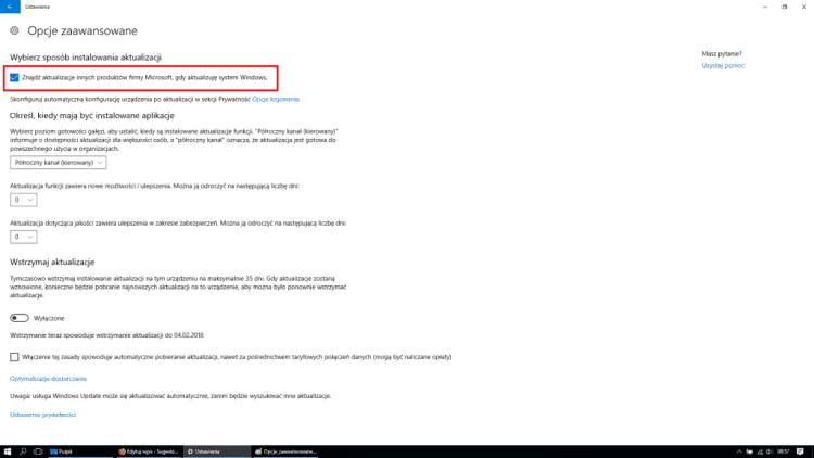 Opcje_zaawansowane_aktualizacje_i_zabezpieczenia_prawidlowo_Windows_10