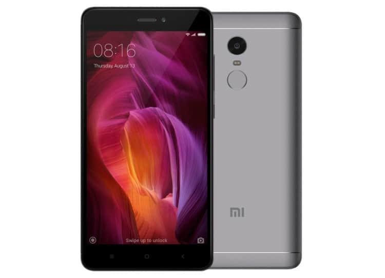 Xiaomi Redmi Note 4 - Smartfon do 800 zł - Grudzień 2017 - Sugestowo