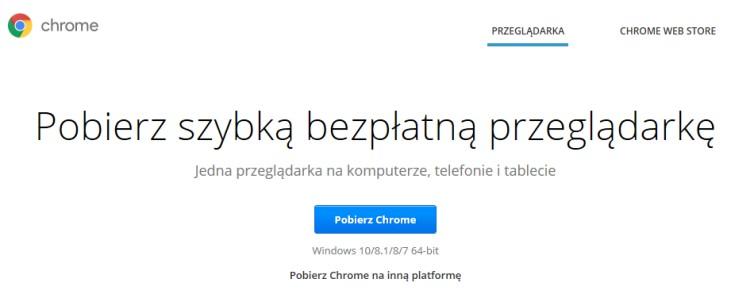 Pobranie_Google_Chrome