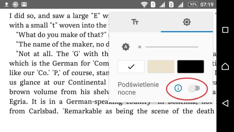 Podświetlenie_nocne_Google_Books