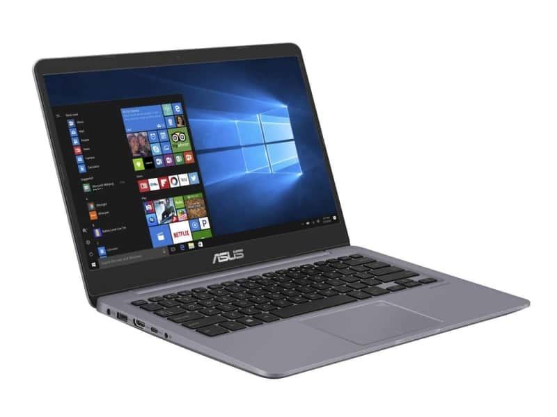 Asus VivoBook S14 S410 i5-8250u 256GB SSD 8GB Ram Win10 nVidia MX150