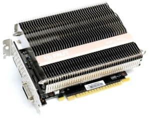 Palit GeForce GTX 1050 Ti - Pasywna karta graficzna