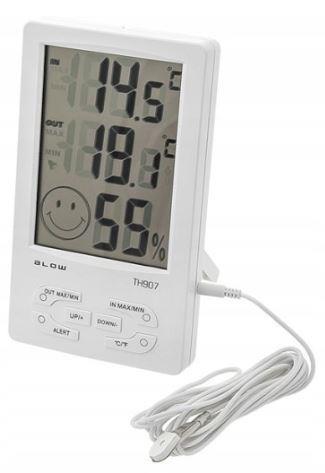 Stacja pogodowa termometr higrometr BLOW TH907