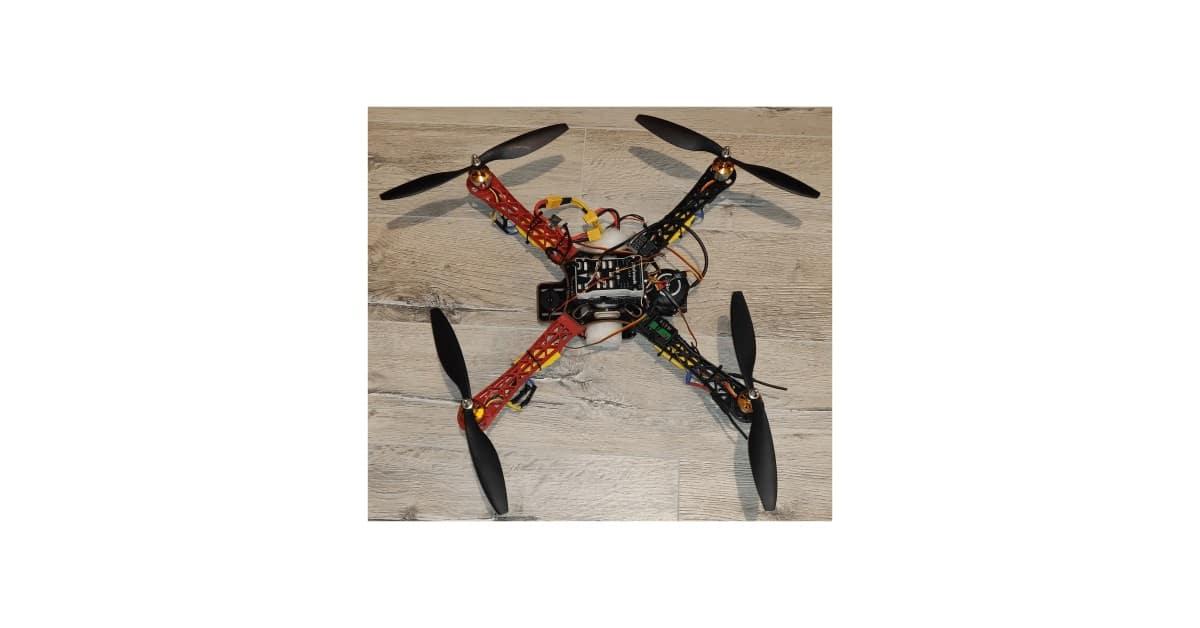 Budowa drona krok po kroku czyli nauka przez internet - Sugestowo