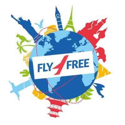 Fly4Free logo