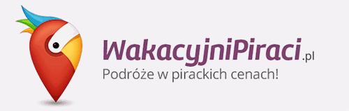 Wakacyjni piraci Podróże w piracko niskich cenach - logo