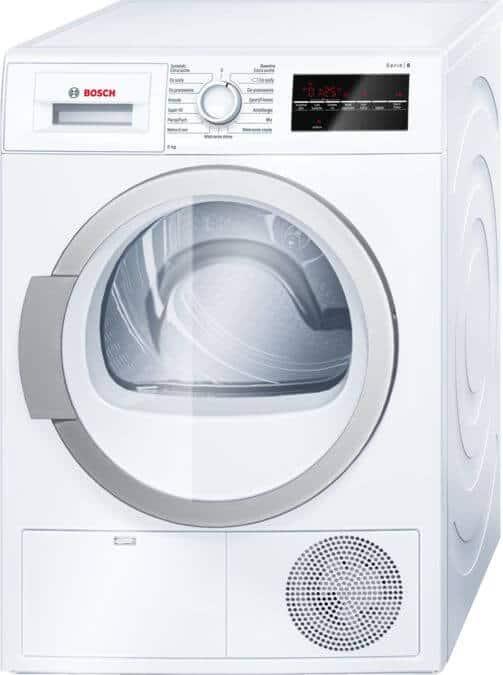 Bosh WTG86400PL - Suszarka do ubrań