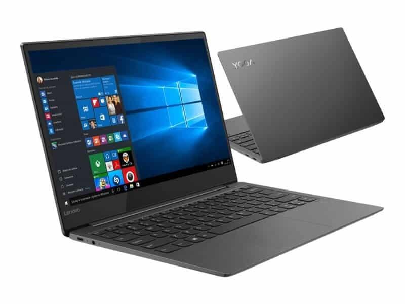 Ultrabook z prawdziwego zdażenia - mobilny laptop